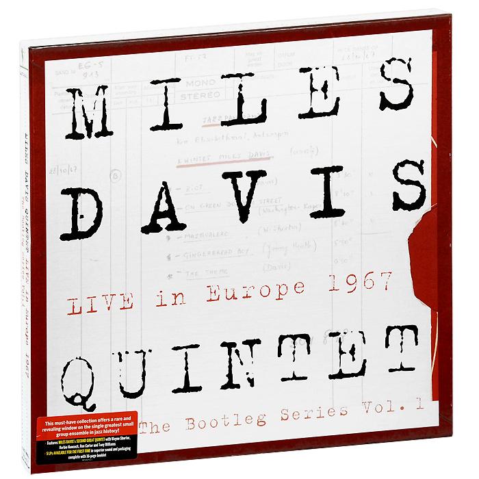 Miles Davis Quintet Miles Davis Quintet. Live In Europe. Bootleg Series Vol. 1 (5 LP) miles davis miles davis miles davis quintet freedom jazz dance the bootleg series vol 5 3 lp