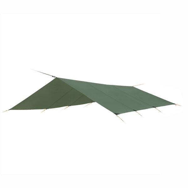 """Тент """"NOVA TOUR"""" - надежная защита от непогоды.  Окажется незаменимым помощником, как в непогоду, так и в знойный день. Защитит вашу стоянку от дождя, палящего солнца, придаст отдыху на природе дополнительный комфорт.  Конек усилен стропой, на углах петли для растяжек. Комплектуется набором оттяжек.  Тент упакован в чехол.   Характеристики:Материал тента: Oxford Polyester 210 D PU 1500. Цвет: хаки. Размер тента: 4 м х 5,8 м. Размер тента (в упакованном виде): 43 см х 18 см х 13 см. Артикул: 24090. Изготовитель: Китай."""
