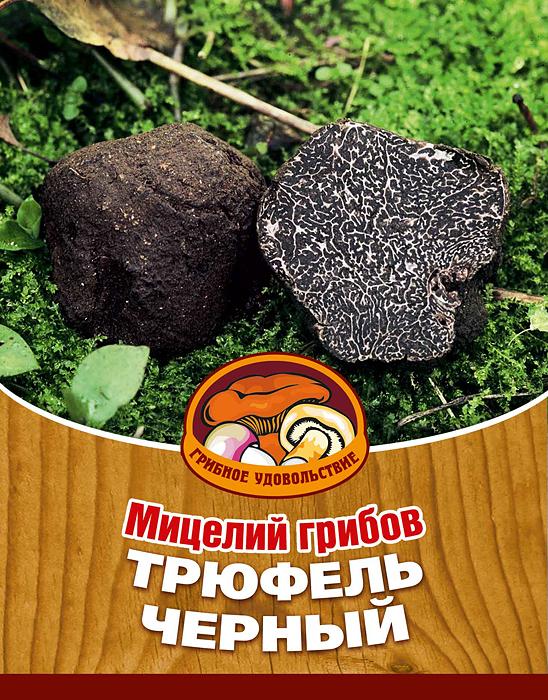 Мицелий грибов Трюфель черный, субстрат. Объем 60 мл мицелий грибов белый гриб субстрат объем 60 мл