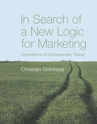 In Search of a New Logic for Marketing in search of solutions – a new direction in psychotherapy rev