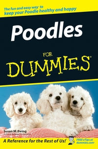 Poodles For Dummies® dwight spivey ipad for seniors for dummies