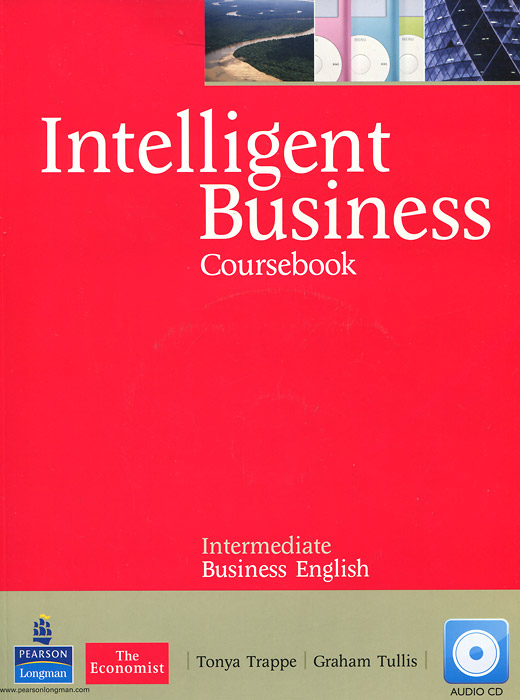 Intelligent Business: Intermediate: Coursebook (+ CD)