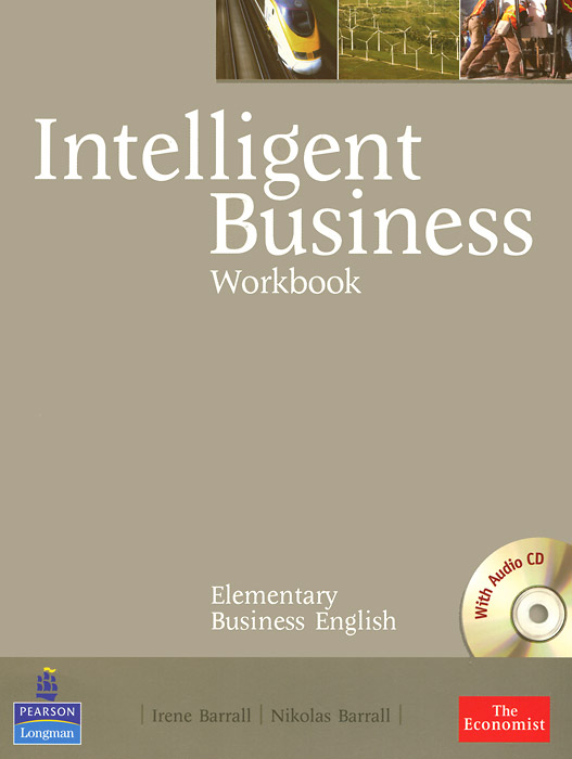 Intelligent Business: Elementary Business English: Workbook (+ CD-ROM)