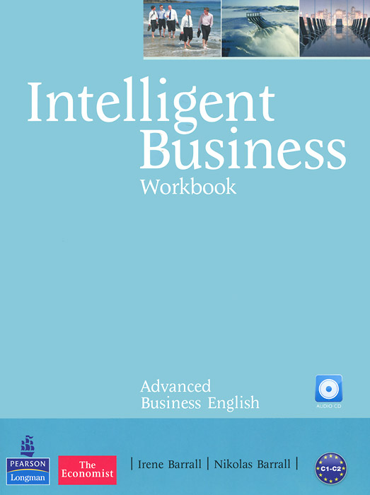 Intelligent Business: Advanced: Workbook (+ CD-ROM)