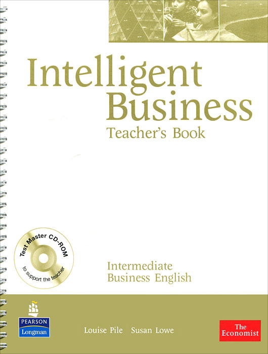 Intelligent Business: Intermediate: Teacher's Book (+ CD-ROM) mackie g link intermediate wook book