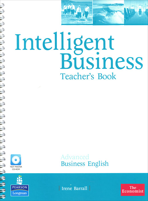 все цены на  Intelligent Business: Advanced: Teacher's Book (+ CD-ROM)  онлайн