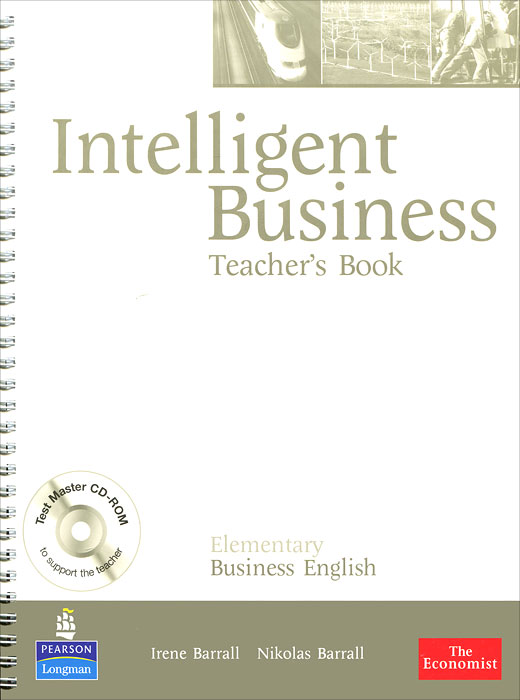Intelligent Business Elementary Teacher's Book + CD-ROM