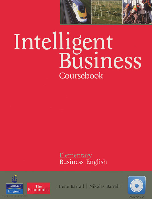 Intelligent Business Elementary Coursebook + CD-ROM