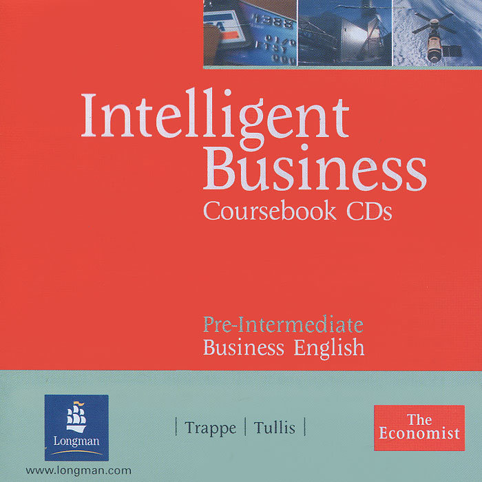 Intelligent Business: Pre-Intermediate (аудиокурс на 2 CD) the business pre intermediate level a2 to b1 аудиокурс на 2 cd