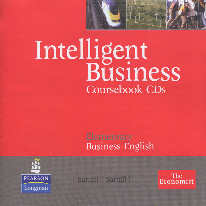 Intelligent Business: Elementary (аудиокурс на 2 CD) face2face elementary аудиокурс на 3 cd