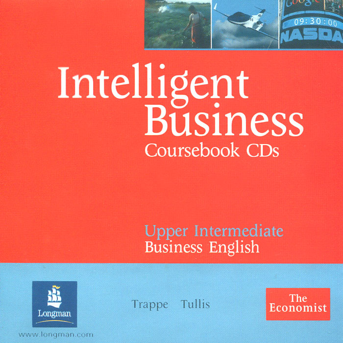 Intelligent Business: Upper Intermediate (аудиокурс на 2 CD) cutting edge upper intermediate active teach аудиокурс на cd rom