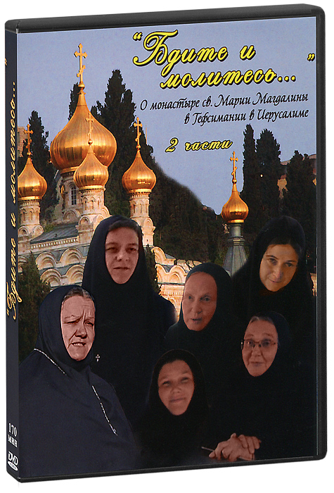 Бдите и молитесь (2 DVD) теорин ю приют святой патриции