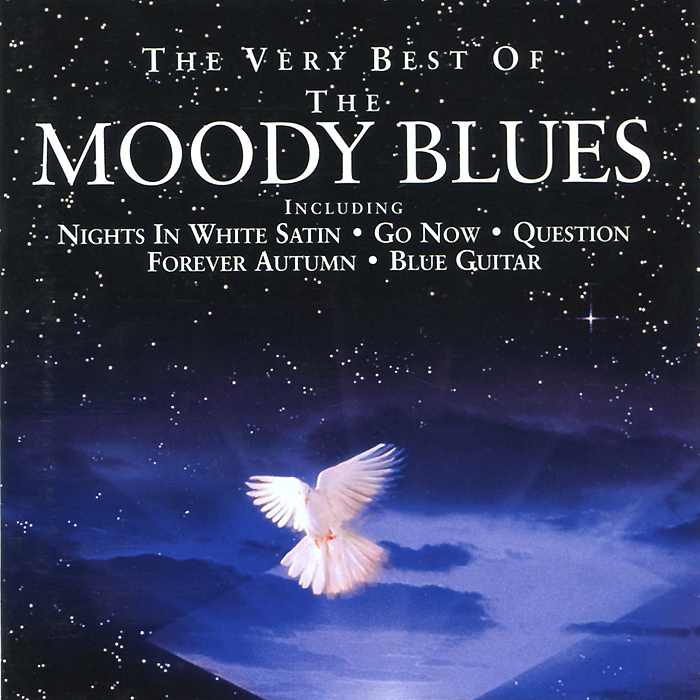 The Moody Blues The Best Of The Moody Blues fender blues deluxe harmonica key of e