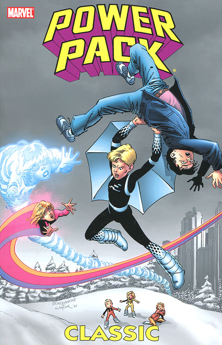 Power Pack Classic, 3 new mutants