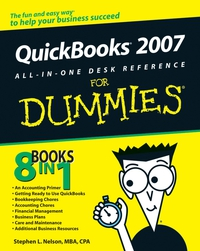 QuickBooks® 2007 All–in–One Desk Reference For Dummies® building web sites all–in–one desk reference for dummies®