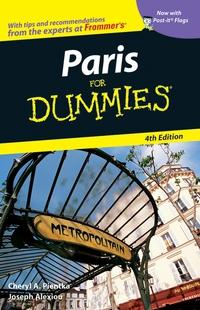 Paris For Dummies® marketing for dummies®