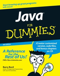 JavaTM For Dummies®