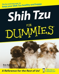 Shih Tzu For Dummies® david ciccarelli voice acting for dummies