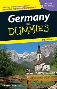 Germany For Dummies® dwight spivey ipad for seniors for dummies