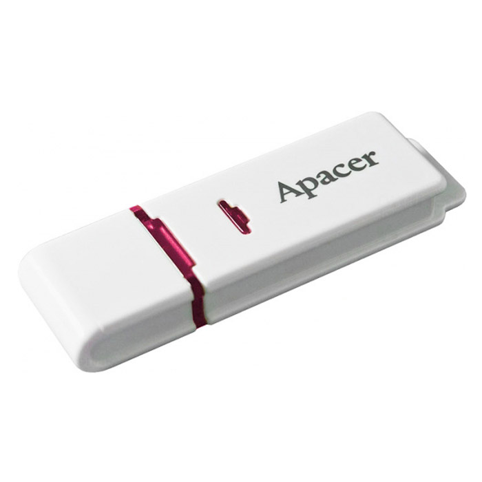 Apacer AH 223 16GB, White (AP16GAH223W-1) - Носители информации