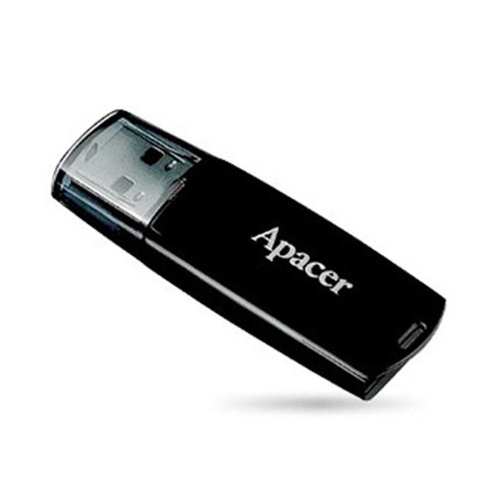 Apacer AH 322 8GB, Black (AP8GAH322B-1)AP8GAH322B-1В дизайне Apacer АH322 - простота и стиль, а отверстие для шнурка позволяет прикрепить накопитель к вашему телефону или связке ключей, чтобы он всегда был под рукой. Интерфейс продукта - USB 2.0, при этом AH322 совместим со стандартом USB 1.1 и идеально работает под большинством ОС.Как и все продукты компании Apacer серии HandySteno (USB накопители), накопитель поддерживает специальную программу-архиватор Apacer Compression Explorer (ACE). Занимая всего 1 Мб памяти накопителя, ACE может сжимать размеры файлов в 5 раз и защищать данные с помощью пароля.