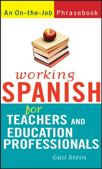 Working Spanish for Teachers and Education Professionals work experience education for teachers
