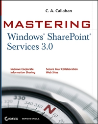 Mastering Windows® SharePoint® Services 3.0 mastering photoshop layers