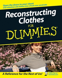 Reconstructing Clothes For Dummies® dwight spivey ipad for seniors for dummies