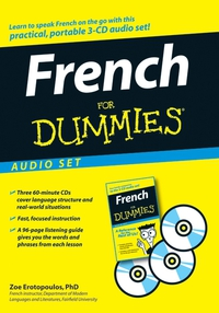 French For Dummies® Audio Set veronique mazet french grammar for dummies
