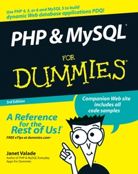 PHP & MySQL® For Dummies® хмель topic php p