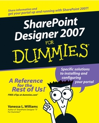 SharePoint Designer ?X? For Dummies® objective advanced workbook with answers cd