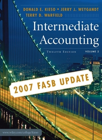 Intermediate Accounting inventory accounting