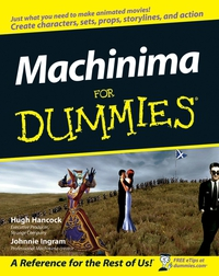 Machinima For Dummies® david ciccarelli voice acting for dummies