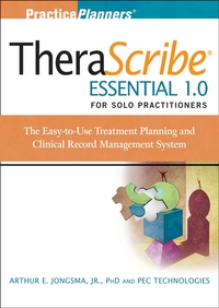 TheraScribe Essential 1.0 for Solo Practitioners katharine bagshaw core auditing standards for practitioners