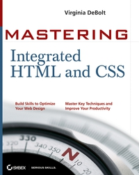 MasteringTM Integrated HTML and CSS sitemap 3 html