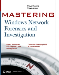 MasteringTM Windows® Network Forensics and Investigation typing time network site license pkg windows