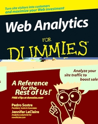 Web Analytics For Dummies® bud smith e creating web pages for dummies