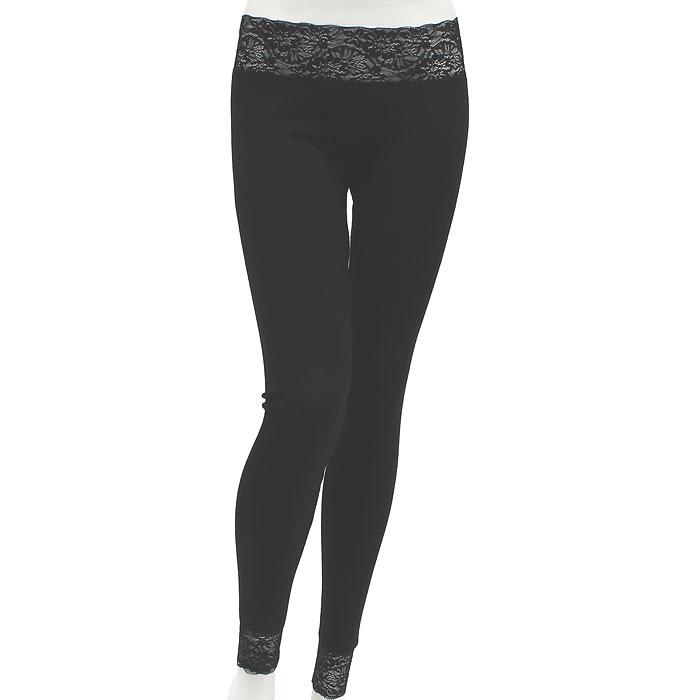 Термобелье брюки женские Cratex Люкс, цвет: черный. 3615. Размер S (44-46) кальсоны cratex s size black 361610