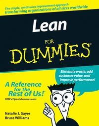 Lean For Dummies® dwight spivey iphone for seniors for dummies