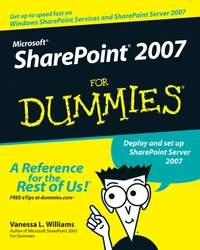 Microsoft® SharePoint® 2007 For Dummies® landlord s legal kit for dummies