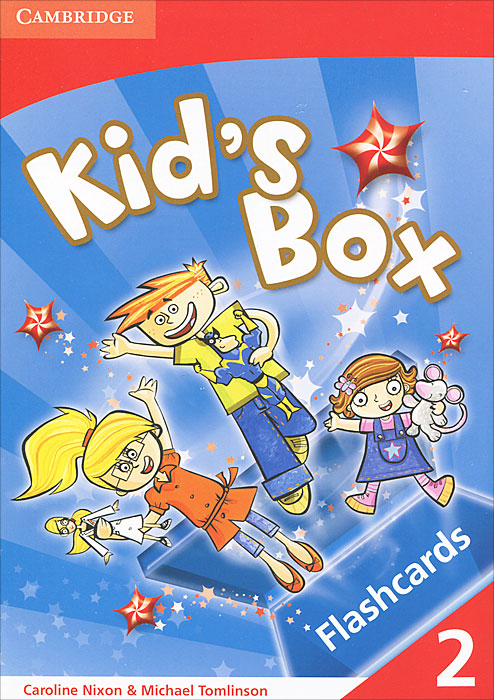 Kid's Box 2: Flashcards hewings martin thaine craig cambridge academic english advanced students book