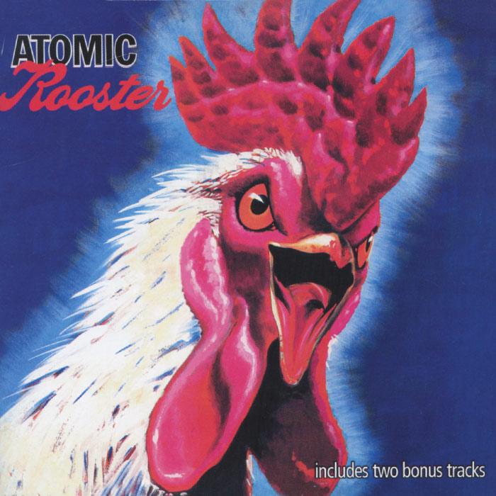 Atomic Rooster Atomic Rooster. Atomic Rooster atomic беговые лыжи atomic motion xсruise 55 grip