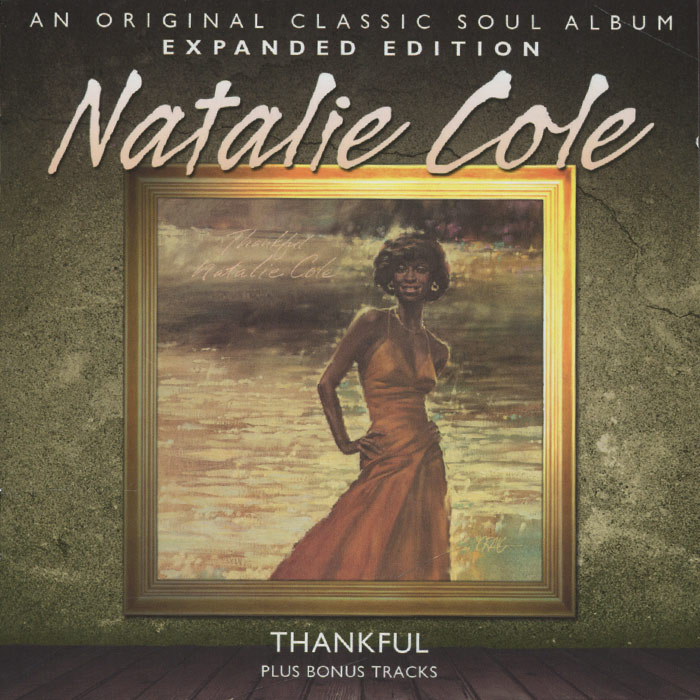 Натали Коул Natalie Cole. Thankful