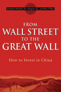 From Wall Street to the Great Wall mike mayo exile on wall street one analyst s fight to save the big banks from themselves