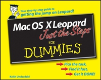 Mac OS® X LeopardTM Just the StepsTM For Dummies® the imactm for dummies®