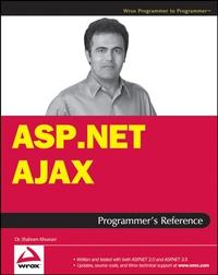 ASP.NET AJAX Programmer?s Reference