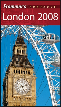 Frommer?s® Portable London 2008 frommer s® new york city 2008