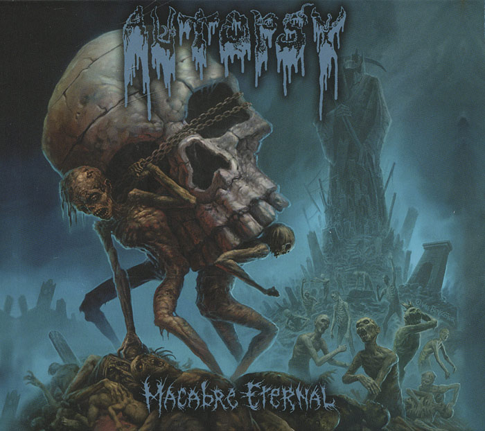 Autopsy Autopsy. Macabre Eternal autopsy autopsy tourniquets hacksaws and graves