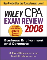 Wiley CPA Exam Review 2008 2008