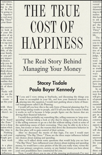 The True Cost of Happiness the cost of caring